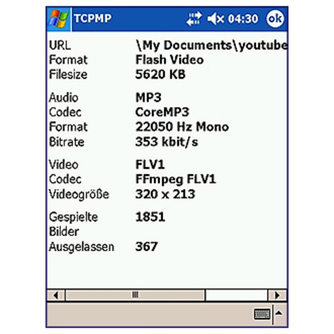 TCPMP Plugin for Flash Video