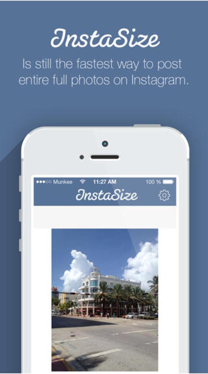 Instasize Photo Editor  Video