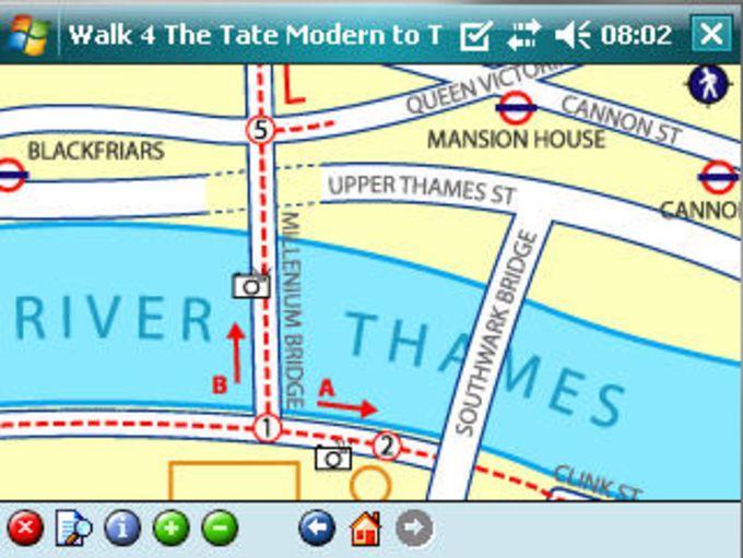 London Jubilee Walkway Guide