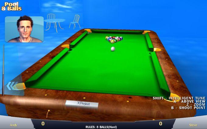 Sala Da Biliardo In Inglese : Pool 8 balls download