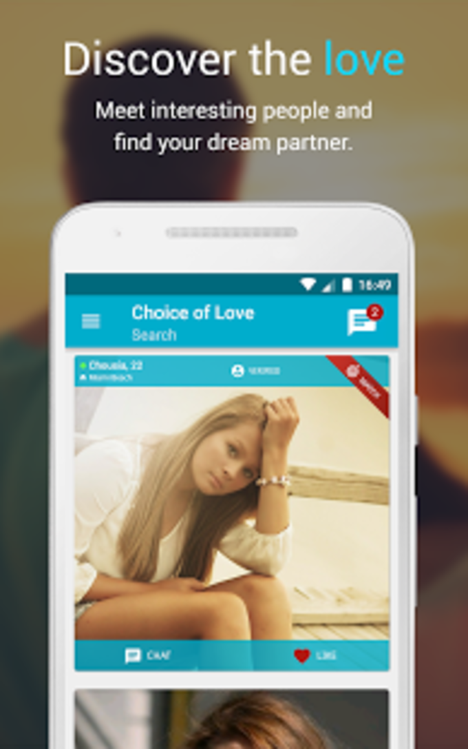 Free Dating Choice of Love