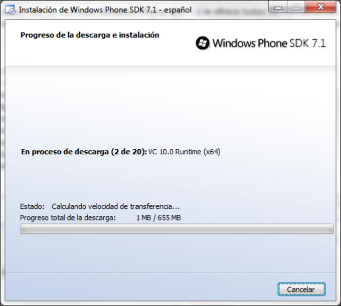 Windows Phone 7.1.1 SDK Update