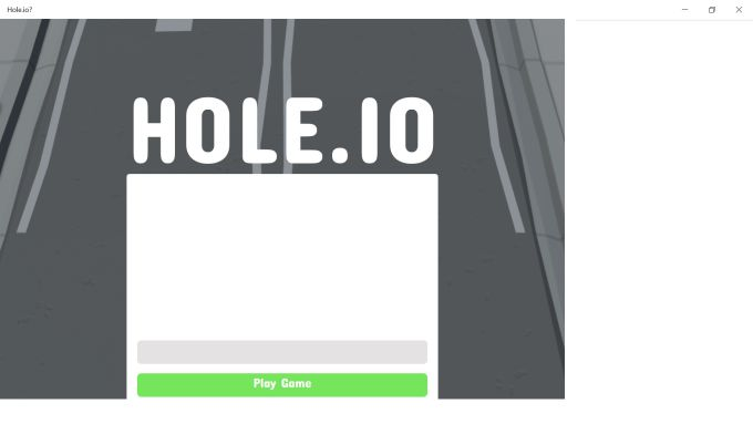 Hole.io?
