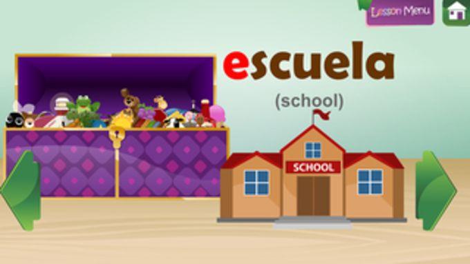 """Learning Spanish for Children - """"Jasmine's Playroom"""""""