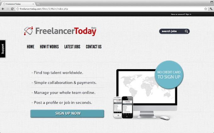 FreelancerToday Mac
