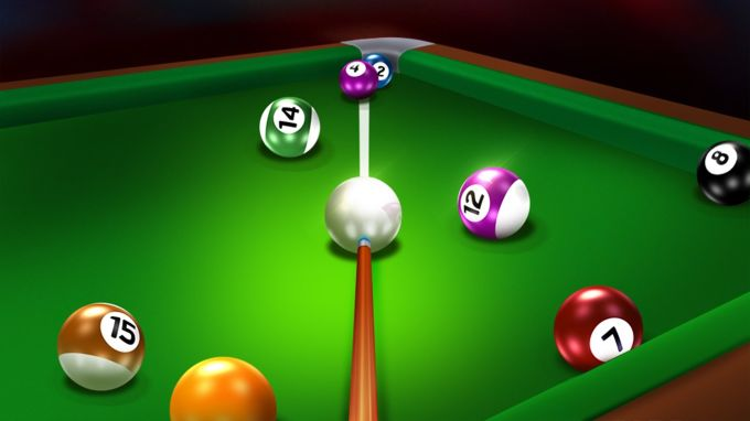 8 Ball Billiards 3D
