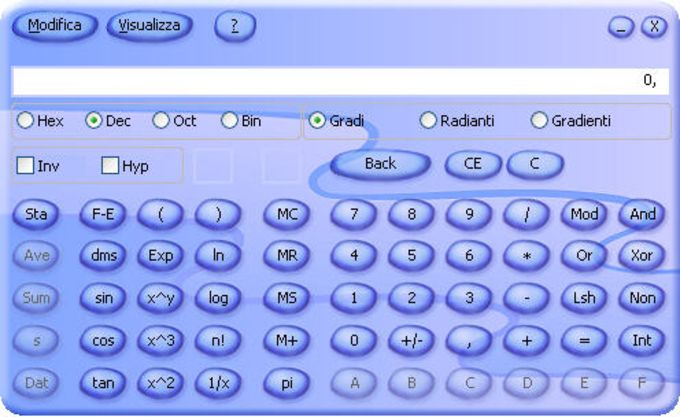 Microsoft Calculator Plus