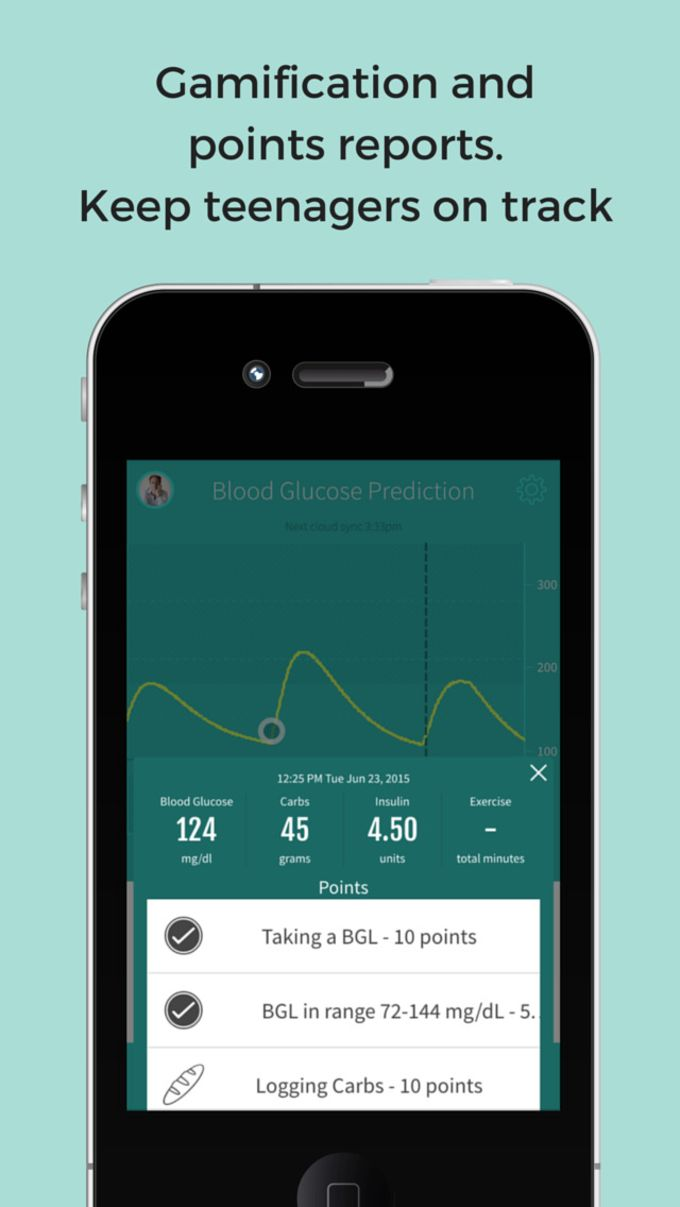 PredictBGL Diabetes Manager and Insulin Doses Calculator