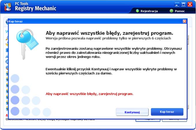 Registry Mechanic