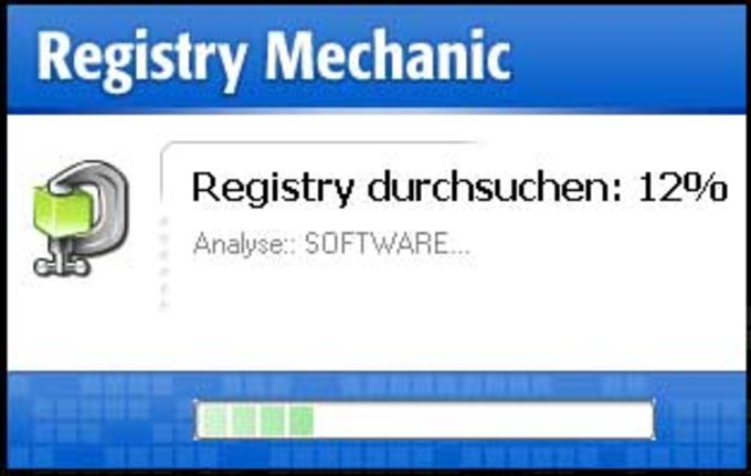 Registry Mechanic