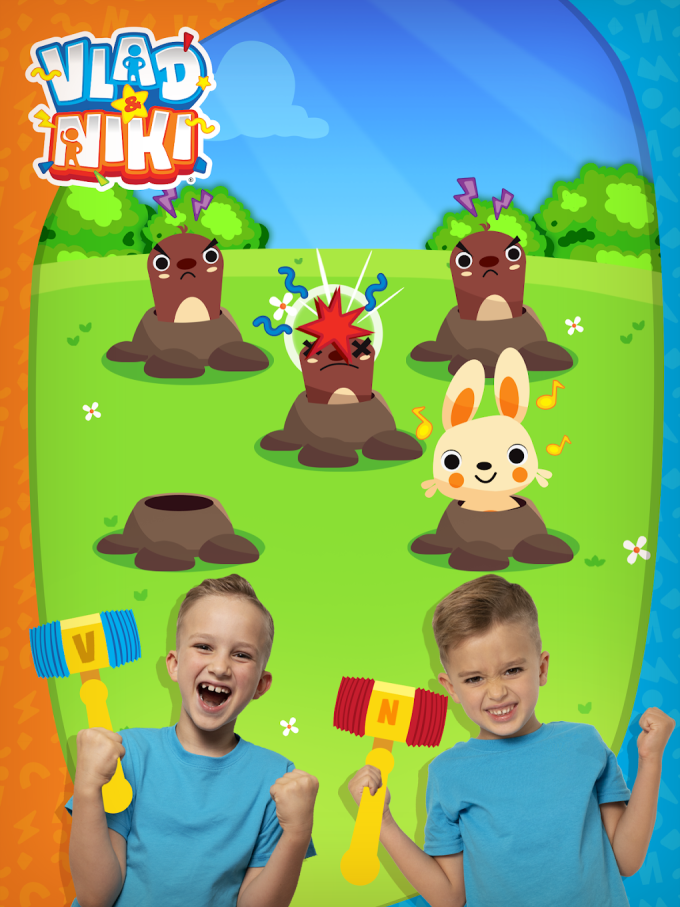 Vlad  Niki - Smart Games