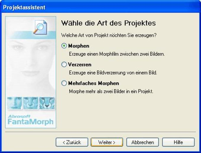 Abrosoft FantaMorph