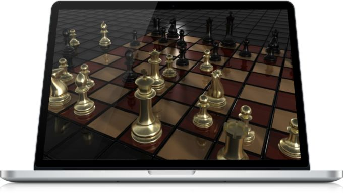 3D Chess Game für Windows 10