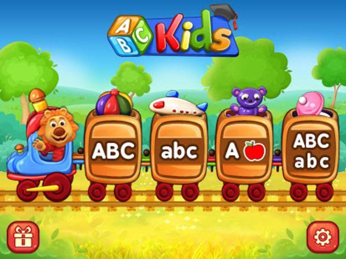 ABC Kids - Tracing  Phonics