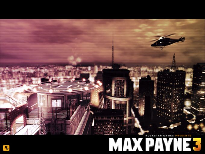 Max Payne 3 Wallpaper Pack