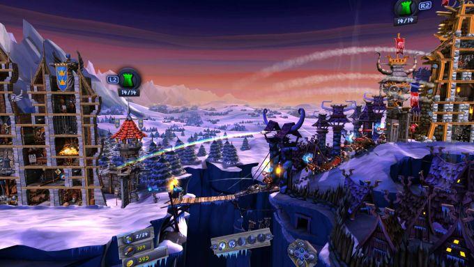 CastleStorm Edition PS VR PS4
