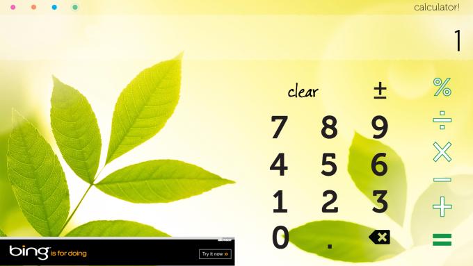 Calculator Free for Windows 10