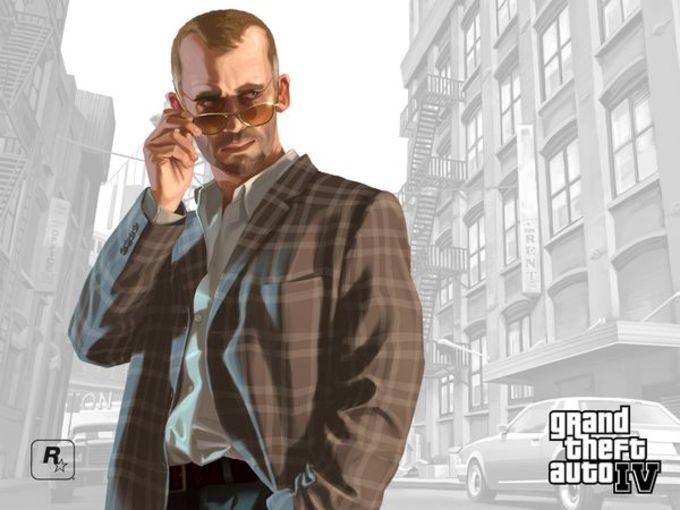GTA IV Wallpaper Pack
