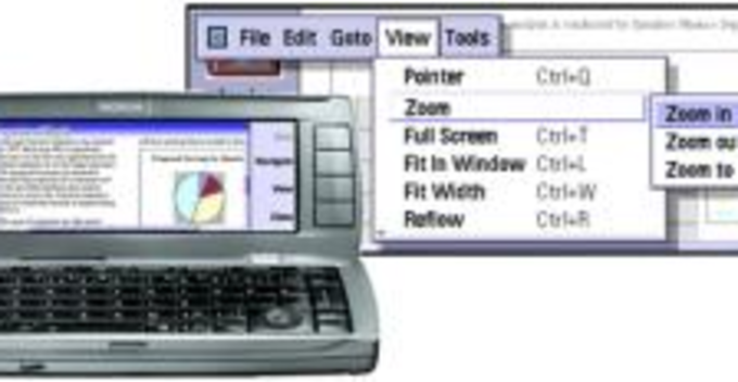 Adobe Reader para Symbian