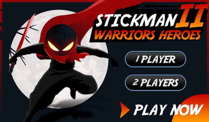 Stickman Warriors Heroes 2