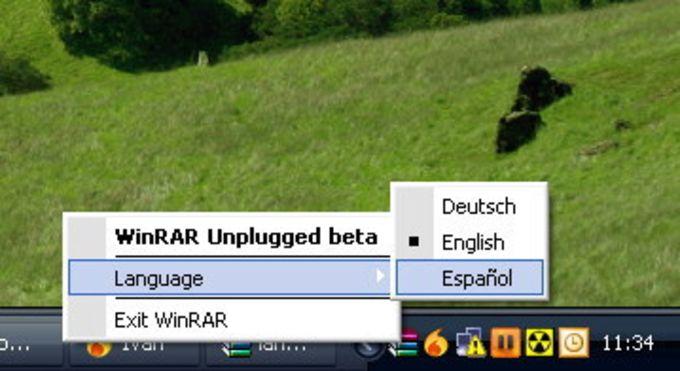 WinRAR Spanish Language