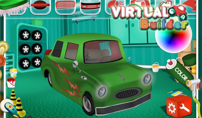 Constructor Virtual Car