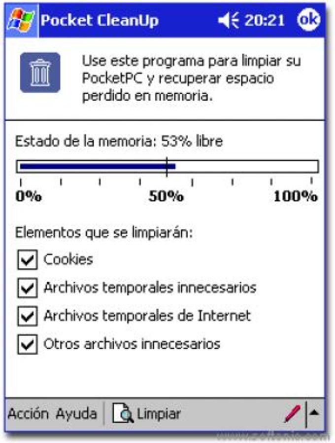 MindSoft Pocket CleanUp