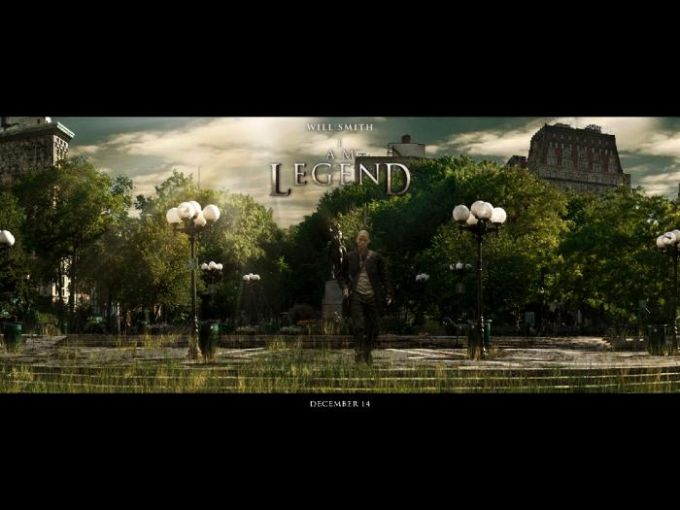 I Am Legend Screensaver