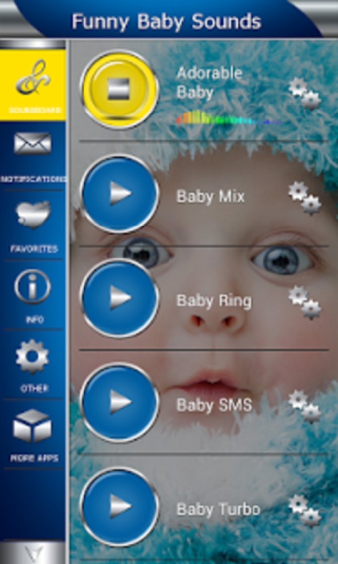 Funny Baby Sounds