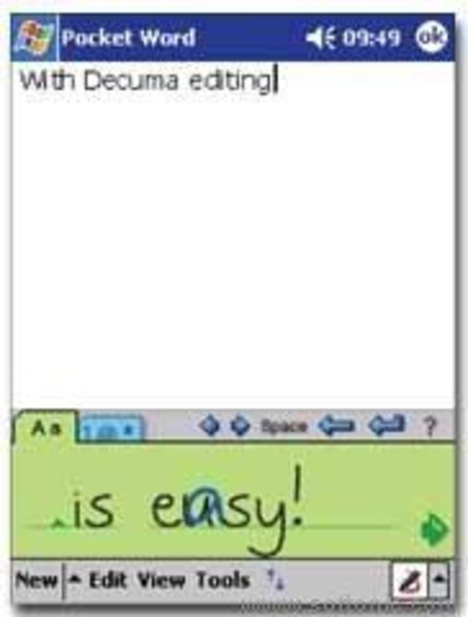 Decuma OnSpot Latin