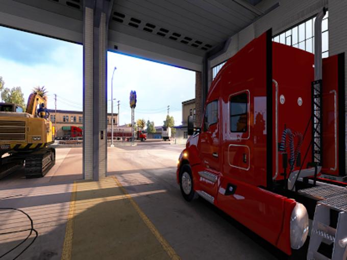 PRO American Truck Simulator