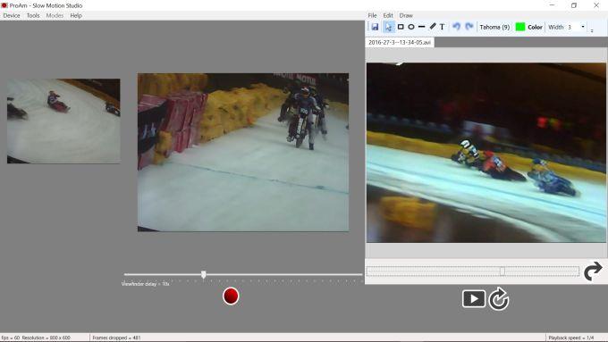ProAm - Slow Motion Studio
