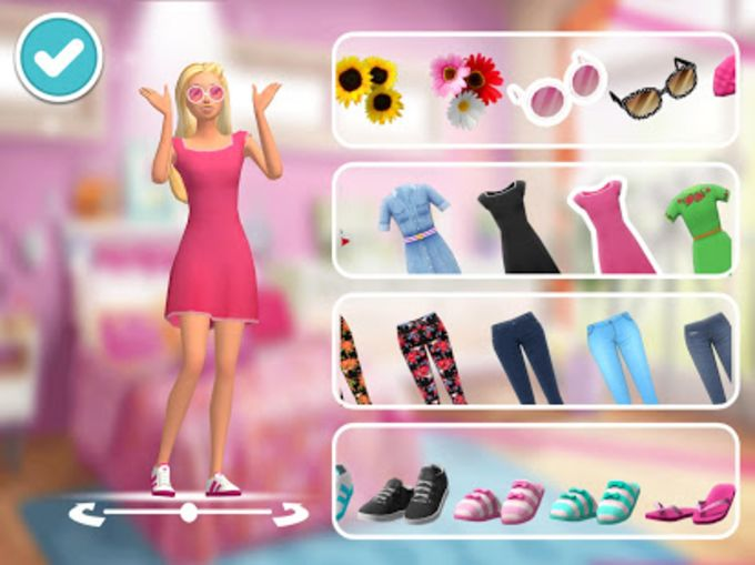 Barbie Dreamhouse Adventures Untuk Android Unduh