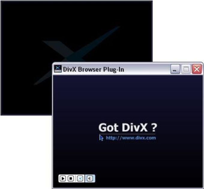 DivX Browser Plug-In Beta