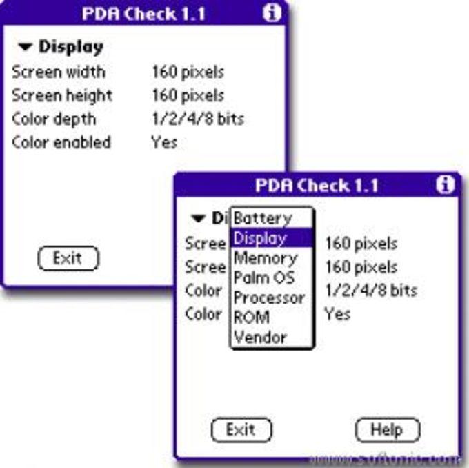 PDA Check