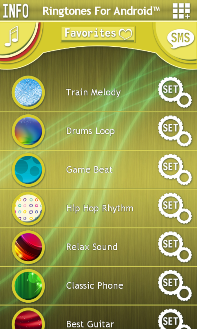 Ringtones for Android™