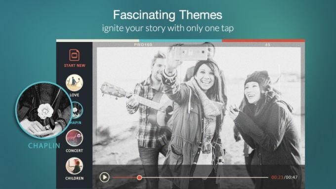 Image result for FilmoraGo - Free Video Editor