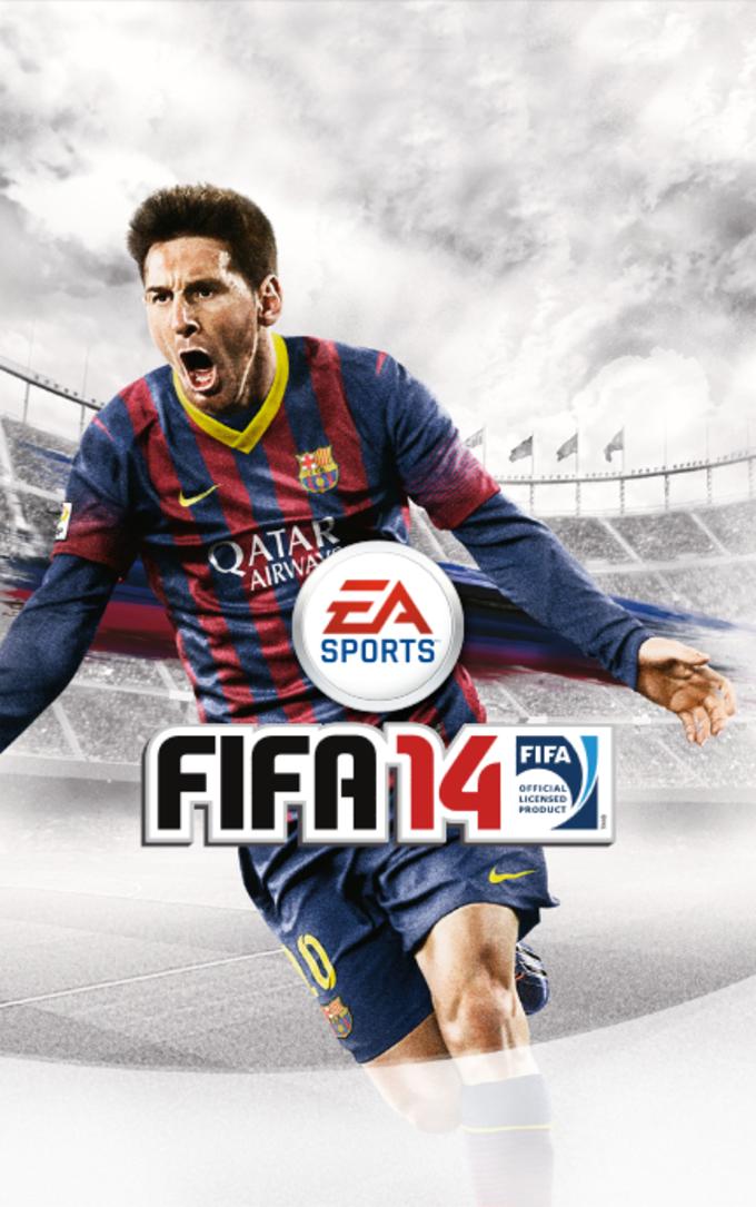 FIFA 14 Manuel - Xbox 360