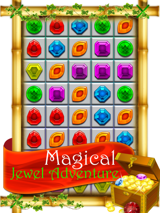 Jewels Candie Crash