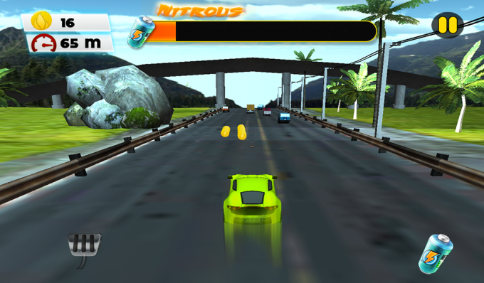 Crazy Car Racing Fever