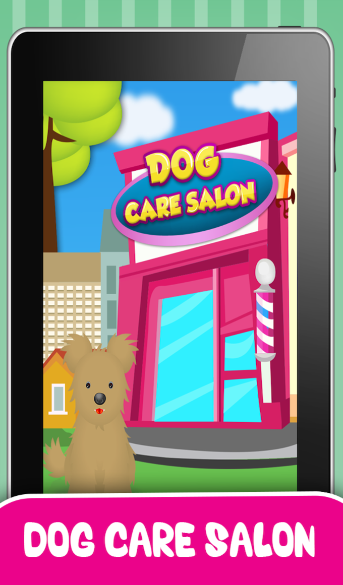 Dog Care Salon
