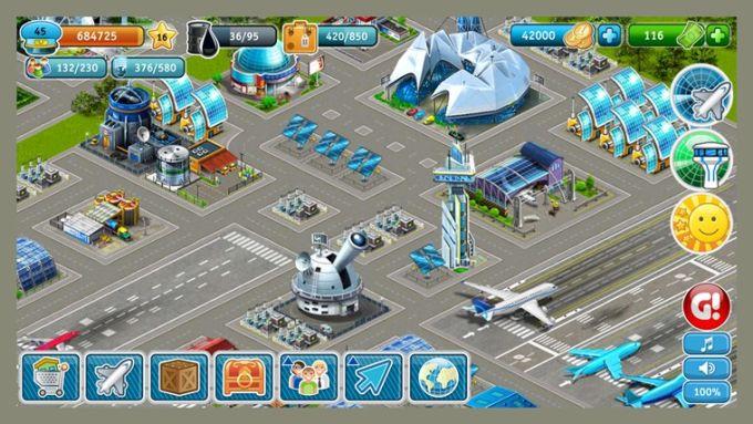 Airport City für Windows 10
