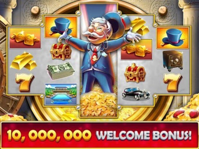 Billionaire Casino Slots Games