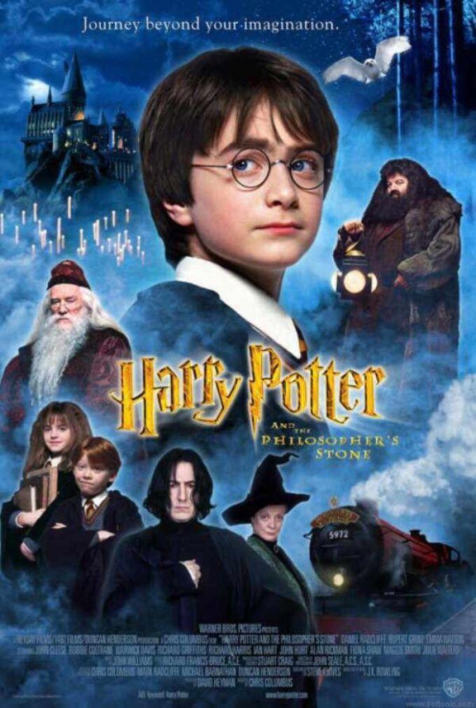 The Harry Potter Glossary