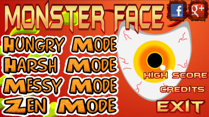 Monster Face Demo