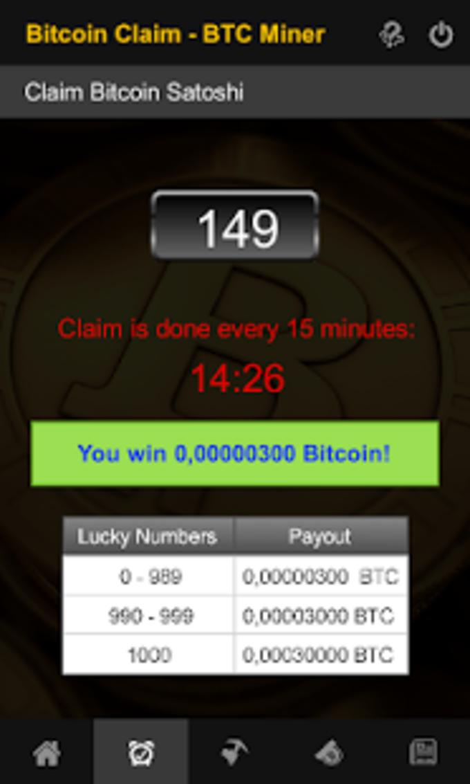 Bitcoin Free Claim - BTC Miner