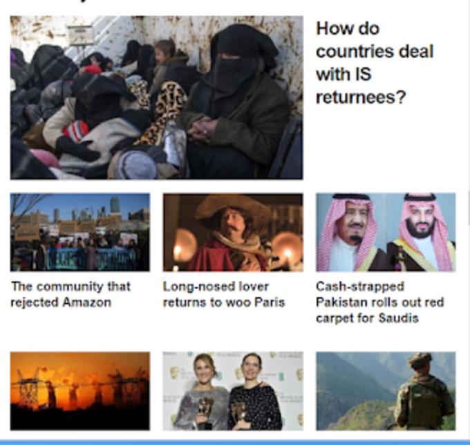 BBC Weather News