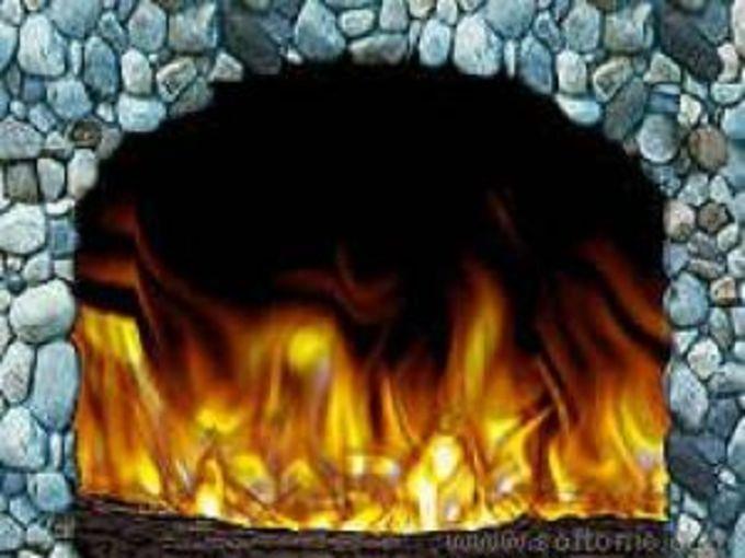 Burn Baby Burn Fireplace Screensaver