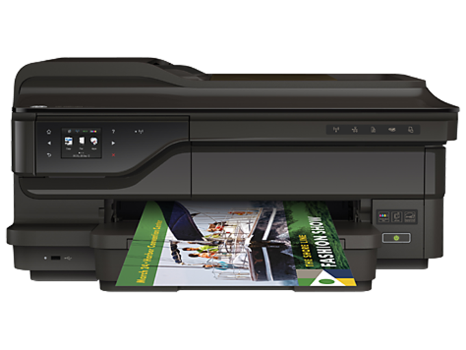 Download HP Officejet J4550 All-in-One Printer drivers - free