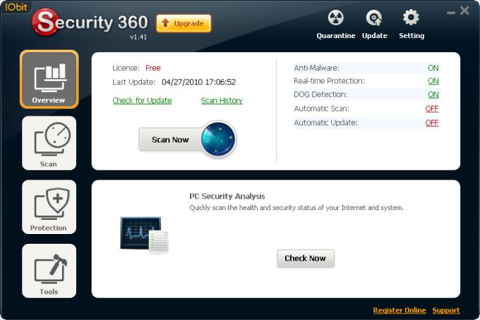Security 360